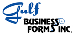 Gulf Business Forms, Inc. Logo